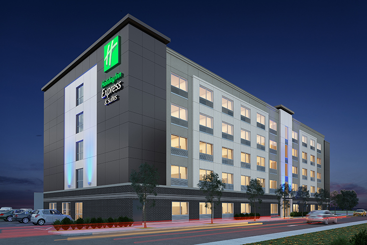 Holiday Inn Express ZDS Architecture & Interior Design Planning